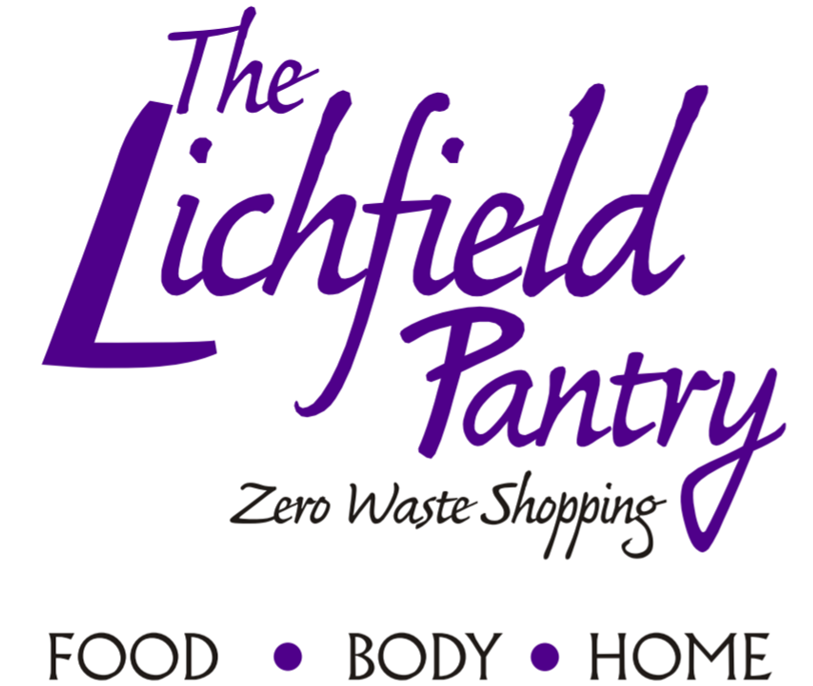 The Lichfield Pantry – A zero waste shop in Lichfield